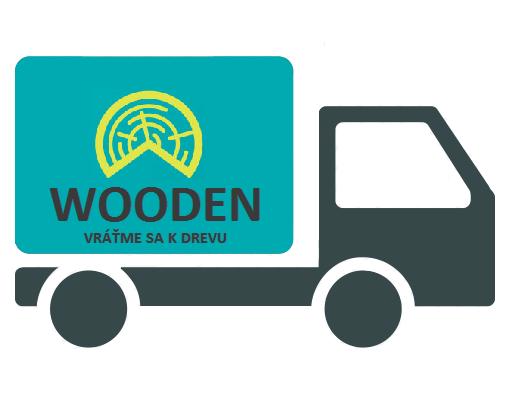 Wooden Doprava