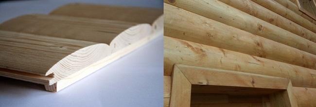 Zrubovy Profil Wooden