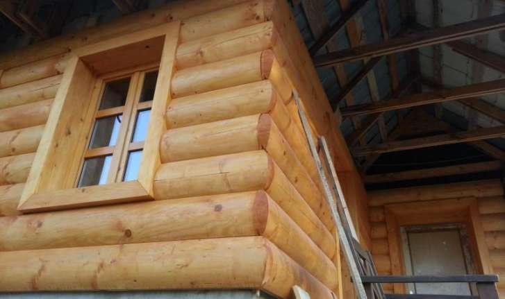 Zrubovy profil od Wooden