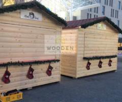 Wooden Dreveny Predajny Stanok 01