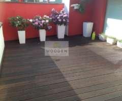 Wooden Terasova Doska 3