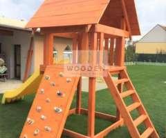 Wooden Zahradny Detsky Domcek 01