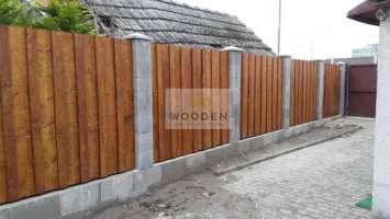 Wooden Plot 06