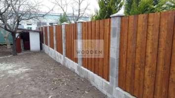 Wooden Plot 07