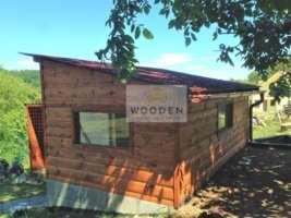 Wooden Zahradny Domcek 03